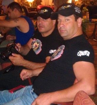 Gokor and Max Bishop